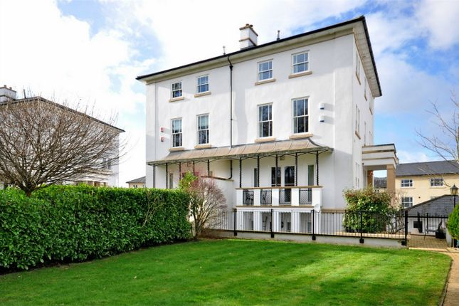 Thumbnail Semi-detached house for sale in The Park, Cheltenham, Gloucestershire