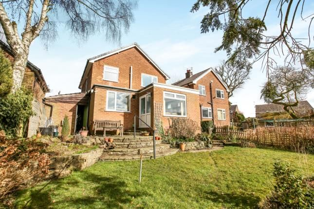 Thumbnail Detached house for sale in St. Davids Road, Hazel Grove, Stockport, Cheshire