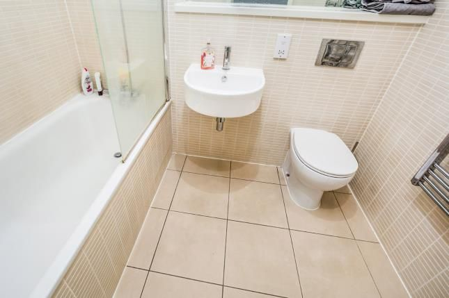 Bathroom of Mulberry House, Burgage Square, Wakefield, West Yorkshire WF1