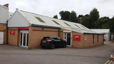 Thumbnail Light industrial to let in 1 St Marys Business Park, Albany Road, Market Harborough, Leicestershire