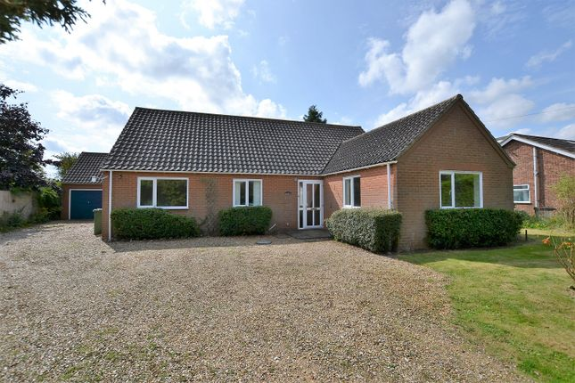 Thumbnail Detached house for sale in Whitwell Road, Sparham, Norwich, Norfolk.