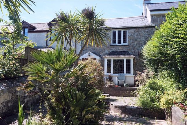 Thumbnail Terraced house for sale in Carn Brea Village, Redruth