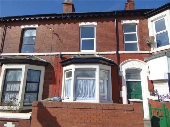 Thumbnail Property to rent in Lytham Road, Blackpool