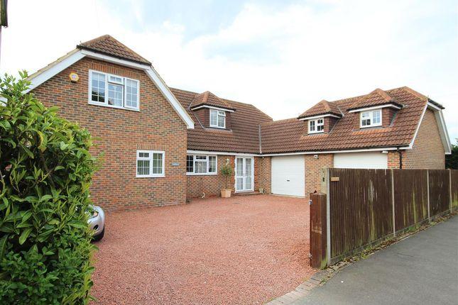 Thumbnail Detached house for sale in Lindhurst, Windsor Road, Lindford