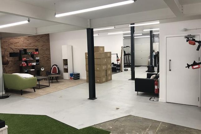 Thumbnail Light industrial for sale in 7 Gateway Business Centre, Tom Cribb Road, London