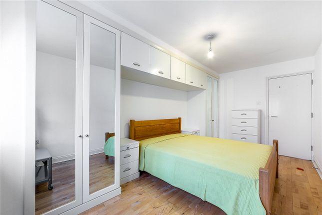 Bedroom of Bevan House, Boswell Street, London WC1N