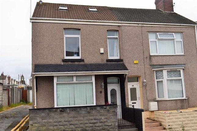 Pant Street, Port Tennant, Swansea SA1