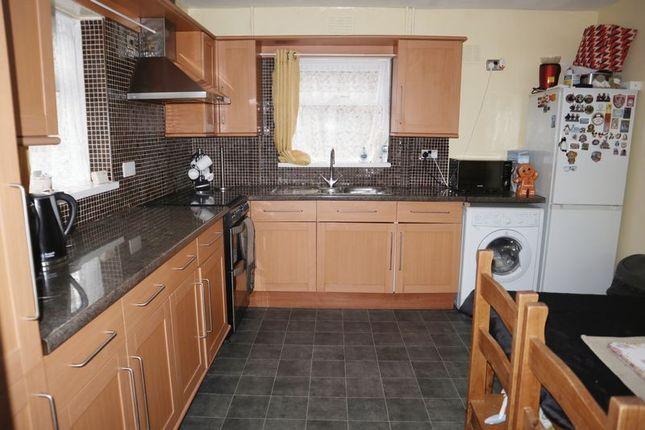 Kitchen of Garsdale Crescent, Blurton, Stoke-On-Trent, Staffordshire ST3