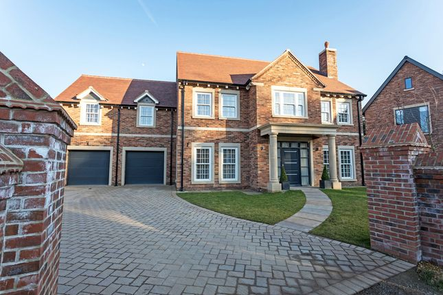 Thumbnail Detached house for sale in Manorside, Wynyard, Billingham