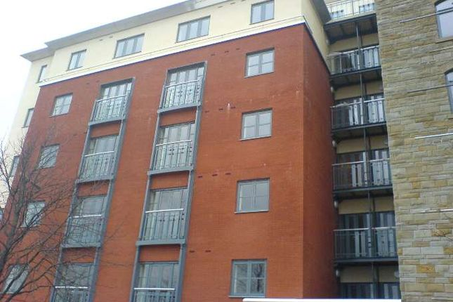 Flat to rent in The Granary, Silurian Place, Cardiff Bay
