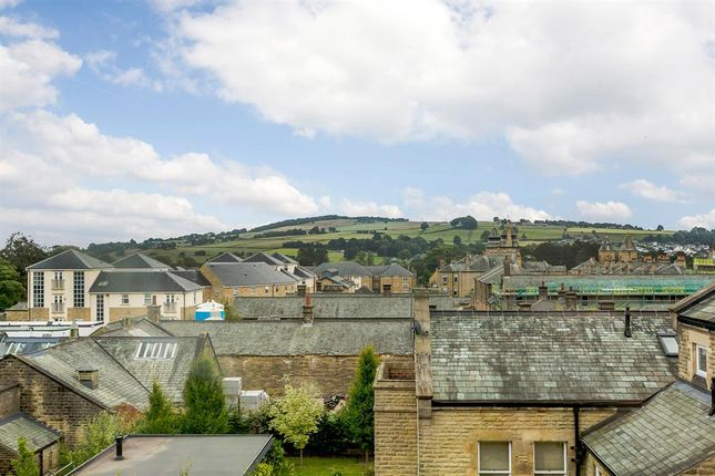 Thumbnail 2 bed flat for sale in Arkendale Court, Menston, Ilkley