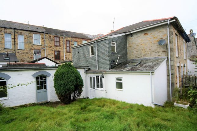 Thumbnail Semi-detached house to rent in John Street, Truro, Cornwall