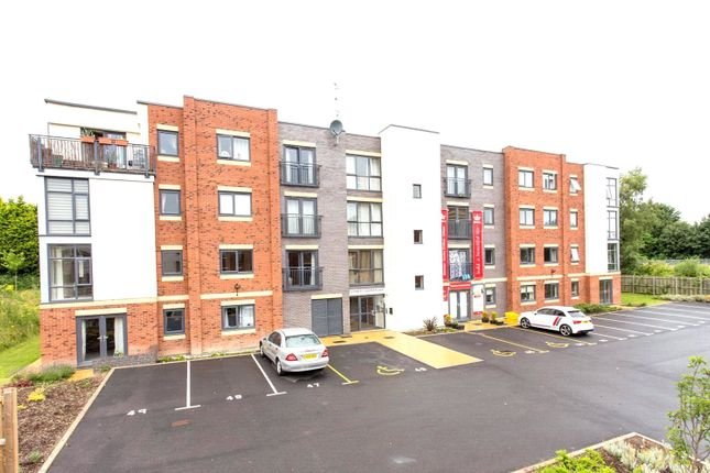 Thumbnail Property to rent in Cuthbert Cooper Place, Sheffield, South Yorkshire