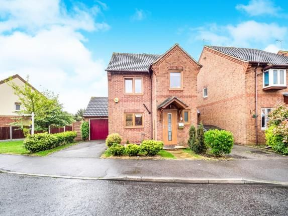 Thumbnail Detached house for sale in Harold Wood, Romford, Essex