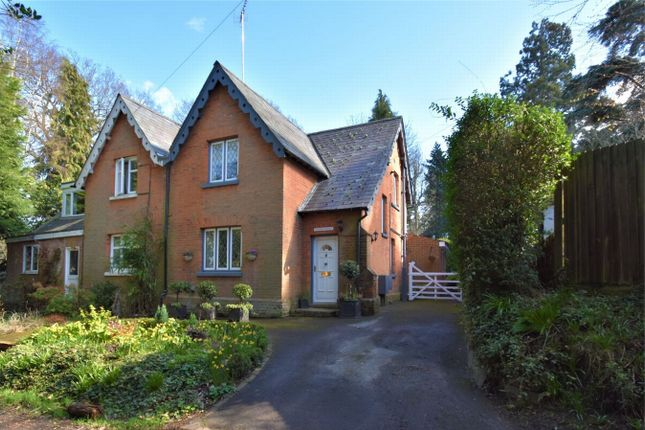 Thumbnail Semi-detached house for sale in Blythewood Lane, Ascot, Berkshire