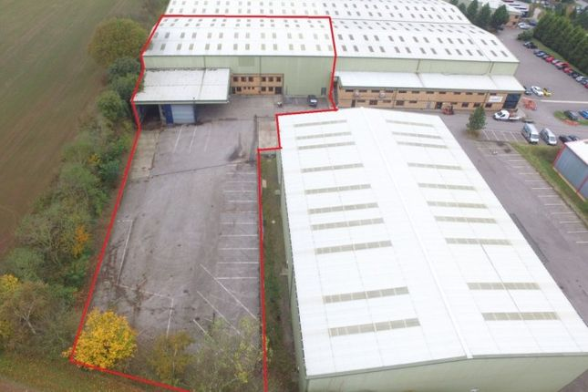 Thumbnail Light industrial to let in Ollerton Road, Ollerton Road, Tuxford
