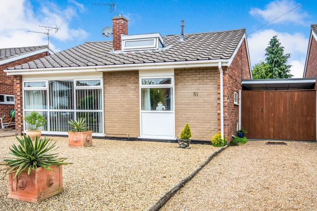 Thumbnail Detached bungalow for sale in Firs Road, Hellesdon, Norwich