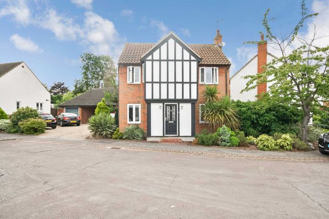 Thumbnail Detached house for sale in Gate Lodge Way, Laindon, Basildon