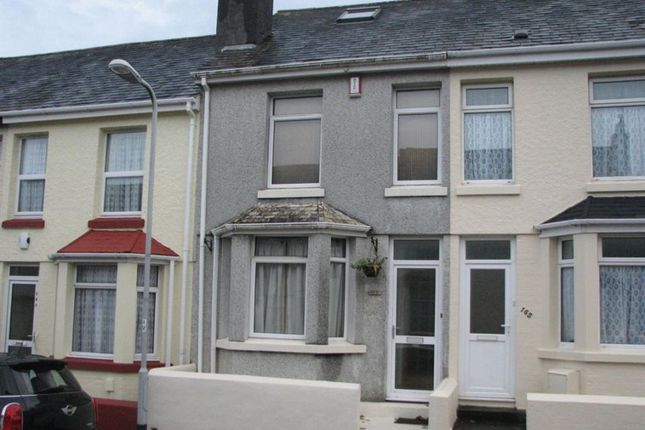 Thumbnail Property to rent in Victory Street, Keyham, Plymouth