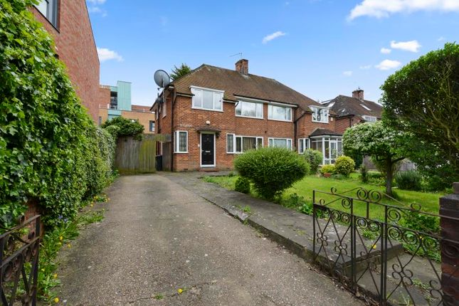 Thumbnail Semi-detached bungalow for sale in Ruislip Road East, London