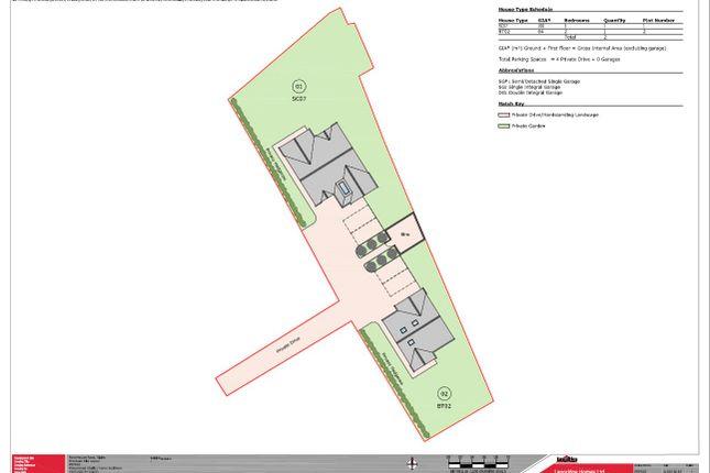 Thumbnail Land for sale in Porterhouse Road, Ripley