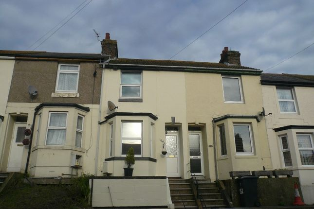 Thumbnail Terraced house to rent in Mayfield Avenue, Dover