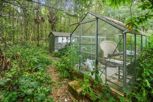 Garden of Longbeech Park, Canterbury Road, Charing, Ashford TN27