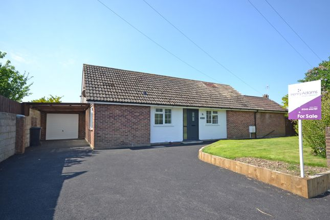 Thumbnail Detached bungalow for sale in The Bridle Way, Selsey