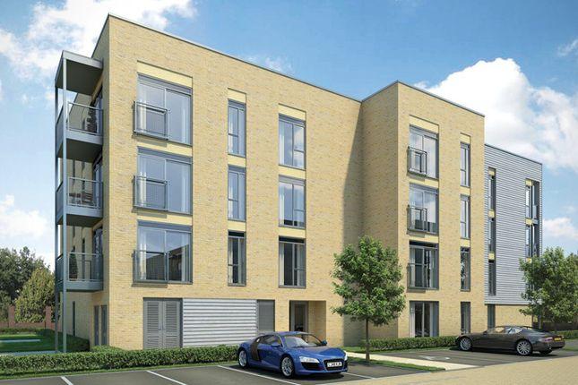 "Thumbnail Flat for sale in ""Type Av - Turner House"" at Hampden Road, Hitchin"