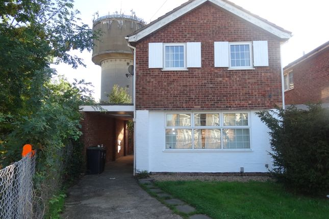 Thumbnail Detached house to rent in Dingle Road, Rushden
