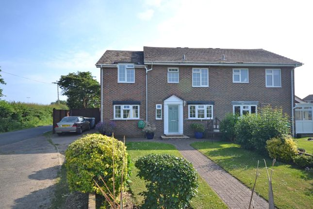 Thumbnail Semi-detached house for sale in Horsefield Road, Selsey