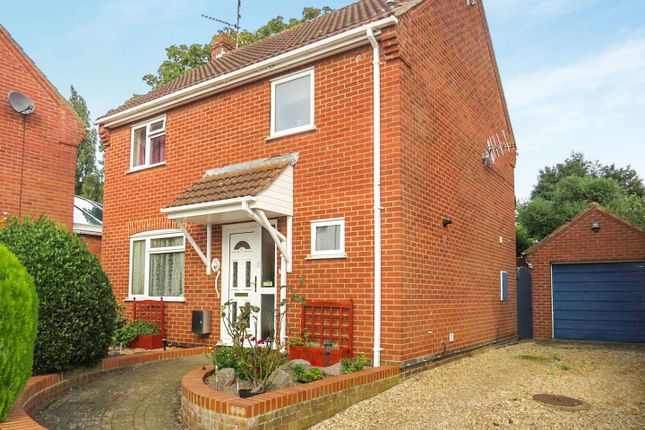 Thumbnail Detached house for sale in Kingscroft, Dersingham, King's Lynn