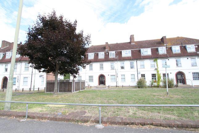 Thumbnail Flat for sale in Dunkery Road, Mottingham, London