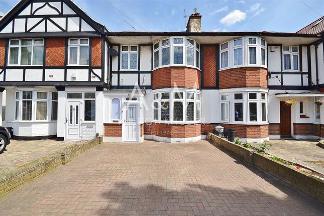Thumbnail Terraced house to rent in Fullwell Avenue, Ilford