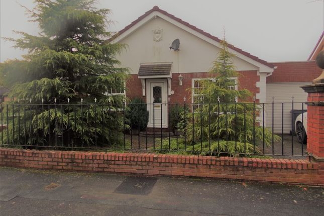 Thumbnail Bungalow for sale in East Pastures, Ashington