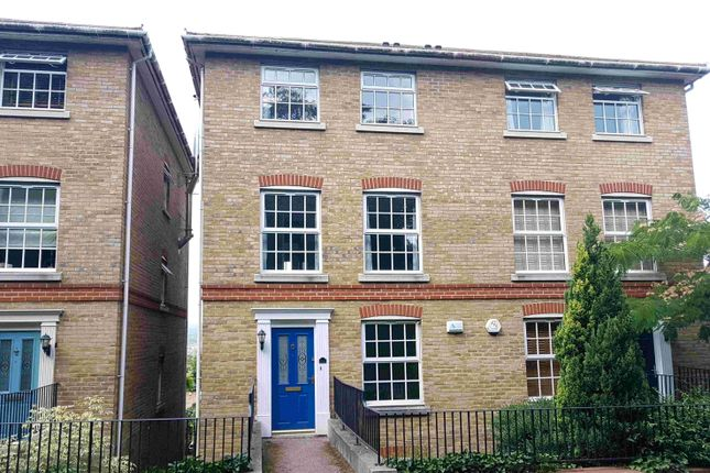 Thumbnail Terraced house to rent in Borstal Road, Rochester, Kent