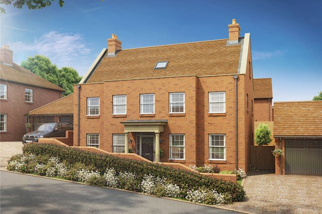 Thumbnail Detached house for sale in Off Coppice Hill, Bishops Waltham, Southampton, Hampshire