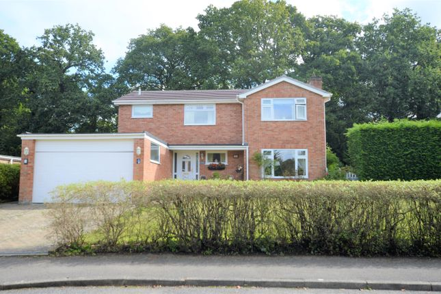 4 bed detached house for sale in College Close, Rowlands Castle