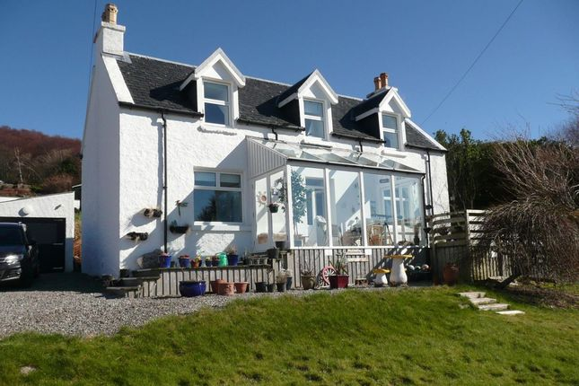 Thumbnail Detached house for sale in The Square, Balmacara, Kyle