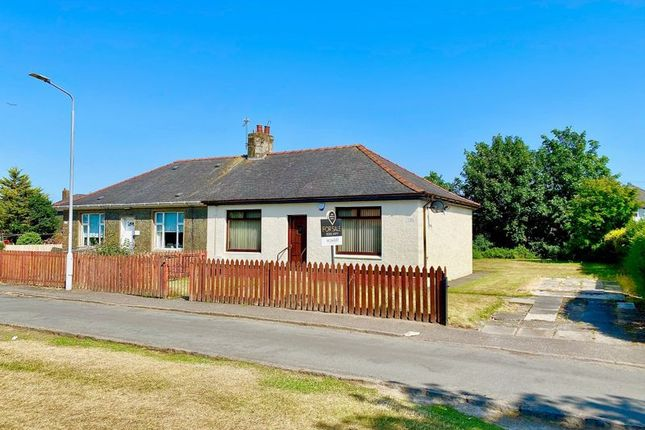 Thumbnail Semi-detached bungalow for sale in Hunters Avenue, Ayr
