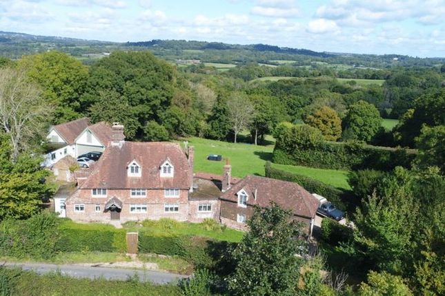Thumbnail Detached house for sale in Butchers Cross, Mayfield, East Sussex