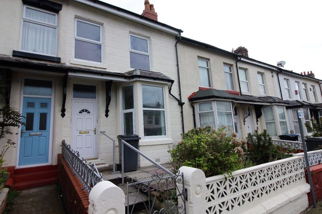Thumbnail Terraced house to rent in Buchanan Street, Blackpool, Lancashire