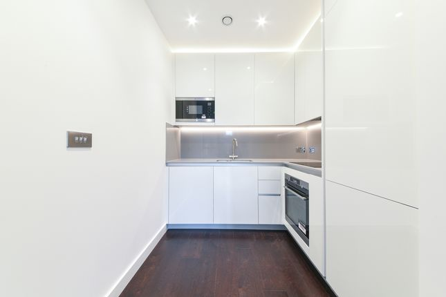 Kitchen of Madeira Tower, The Residence, Nine Elms SW11