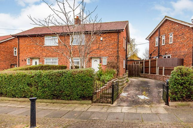 Thumbnail Semi-detached house for sale in Arkle Crescent, Darlington, Durham