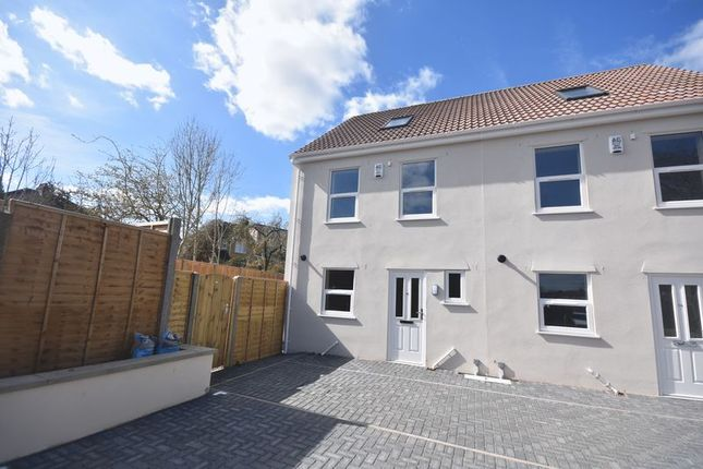 Thumbnail Semi-detached house for sale in Gloucester Road, Staple Hill, Bristol