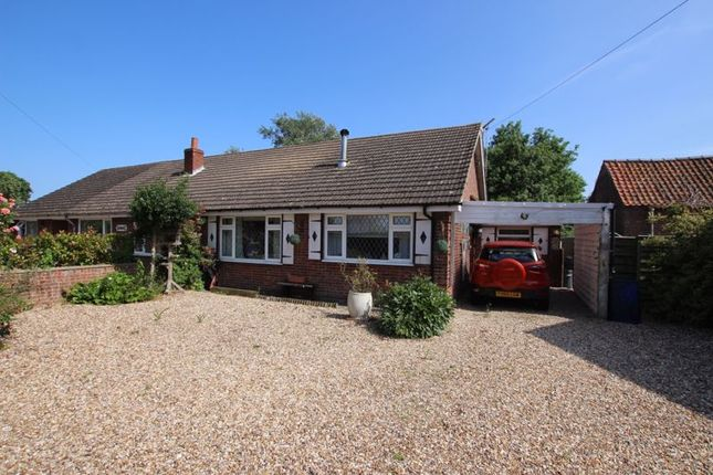 3 bed semi-detached bungalow for sale in Main Road, Withern, Alford LN13