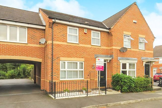 Thumbnail Town house for sale in Damson Grove, Alvaston, Derby