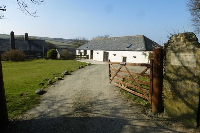 Thumbnail Detached house to rent in Marsland Manor, Morwenstow, Bude, Cornwall