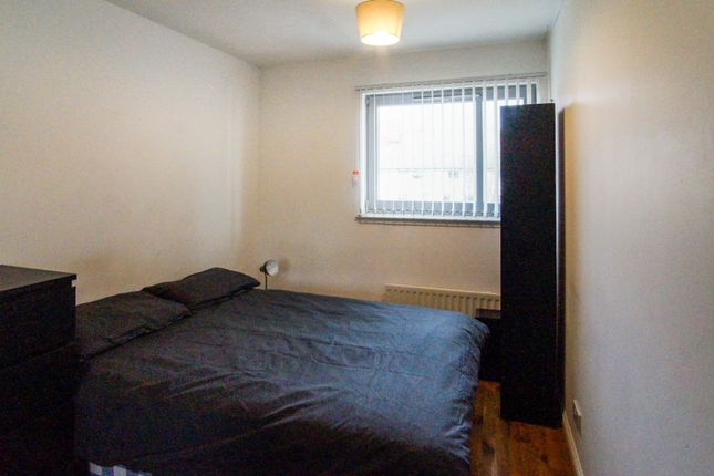 Bedroom Two of Thorter Row, Dundee DD1