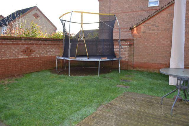 Rear Garden of Muncaster Gardens, East Hunsbury, Northampton NN4